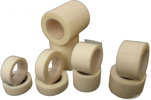 2-x-25-cm-x-10-m-steroplast-wimpernverlangerung-micropore-tape