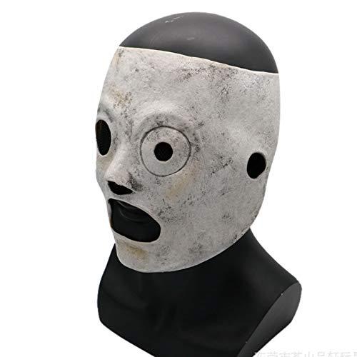 baoqsure Slipknot Band Mask Corey Taylor Cosplay Latex Maske Tv Performance Slipknot Mask Halloween Cosplay Cosplay Kostüm-Props