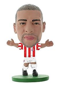 SoccerStarz SOC317 Classic Stoke Jonathan Walters - Kit para casa
