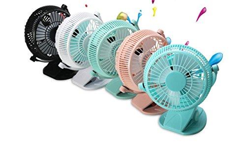 ventilator-lufter-des-computers-5-zoll-clip-usb-mini-desktop-lufter-blau