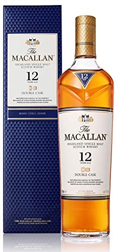Macallan 12Y Double Cask Whisky Escocés - 700 ml
