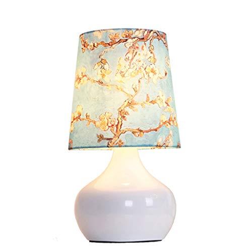 Paint lámpara de mesa, Plancha Smooth dormitorio la noche del ...