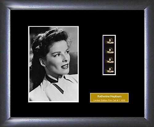 Katharine Hepburn - Film Zelle mit einzelnen Filmstreifen -