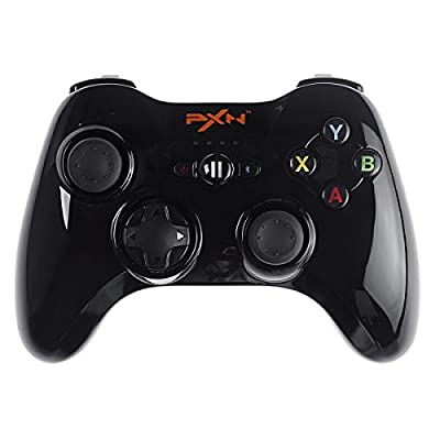 PowerLead PXN-6603 Speedy Wireless Bluetooth Gamepad Game Controller Compatible for iPhone/iPad/iPod touch