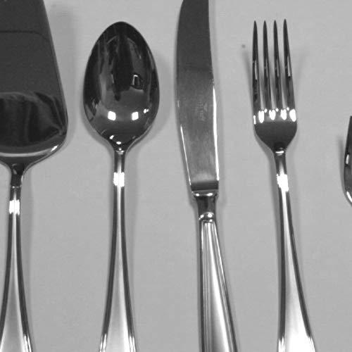 Pinti Lot de 6 couteaux inox fruits Byron manche Câble ustensiles de cuisine