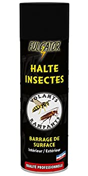 Fulgator - Insecticide Barrage - Halte Insectes - Tous Insectes - 500 ml