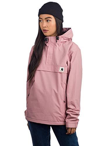 Carhartt Nimbus Pullover Woman Soft Rose M Rosa