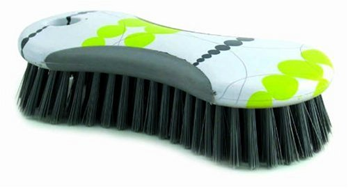 bentley-funky-patterned-soft-touch-hand-scrubbing-brush-lime-circle-print