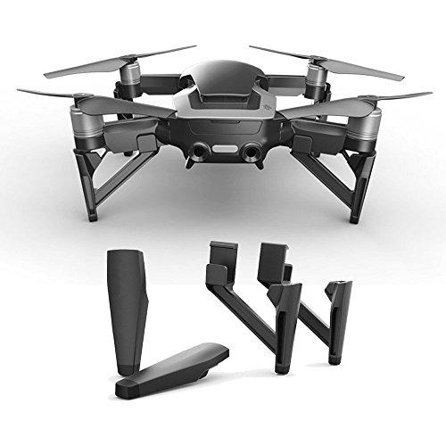 PENIVO 4 Stück Landing Gear Fahrwerk Set,Erweiterte Fahrwerke Für DJI Mavic Air Drohne Protector Zubehör