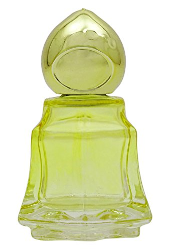 Lot de 4 x 10 ml en verre Empty Bottles Aromathérapie Rouleau Ball Refillabe Essential Oil Roll-On Parfum Designer Assorted Bouteille de couleur