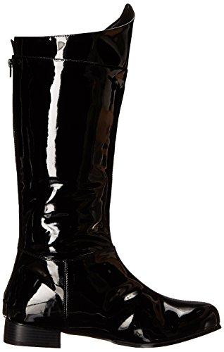 Funtasma Hero-100 Superhelden Stiefel Lack Schwarz S-XL Blk Pat