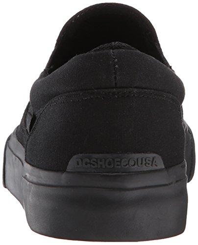 DC Herren Trase Slip-On T Schuh Black 3
