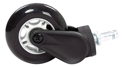 ak-racing-rollerblade-casters-plastic-black-white