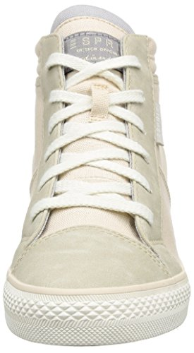 ESPRIT - Star, Sneaker Donna Beige (Beige (793 Soya Beige))