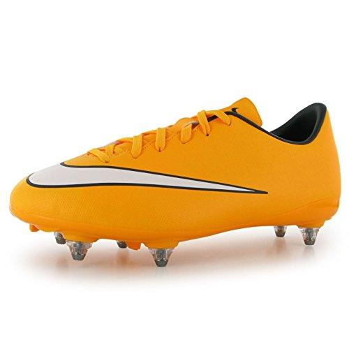 Nike, Scarpe da calcio bambini Arancione (arancione)