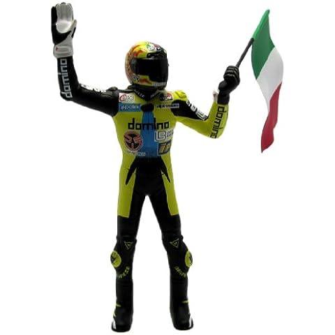 Minichamps 312960146 Pilota Valentino Rossi Gp 125 1996 1/12 Valentino Rossi Collection
