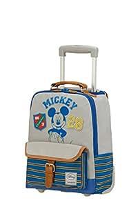 Disney by Samsonite Stylies School Trolley Mickey Kindergepäck, 11 Liter, Micky College