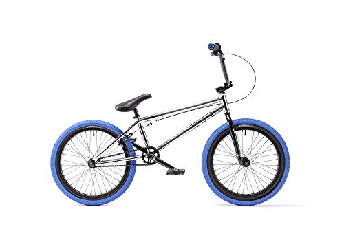 "wethepeople ""Arcade"" 2016 BMX Rad - Chrome Polished 