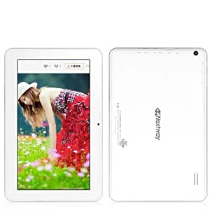 10.1 pouces Nextway F10 Android 4.2 Tablet PC ATM7029 Quad Core 1GHz WSVGA IPS écran 1GB RAM 8GB ROM WiFi Camera - Blanc