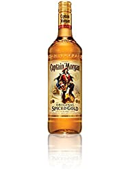 Captain Morgan Spiced Rum, 1 Litre