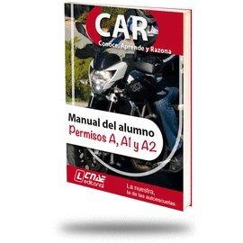 Manual CAR – Permisos A1, A2 y A (Manuales CAR (Conoce -...