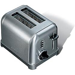 Cuisinart CPT160E Toaster 2 fentes extra larges, 900 W, Argenté