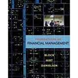 Foundations of Financial Management 14th (fourteenth) Edition by Block, Stanley published by Irwin Professional Pub (201