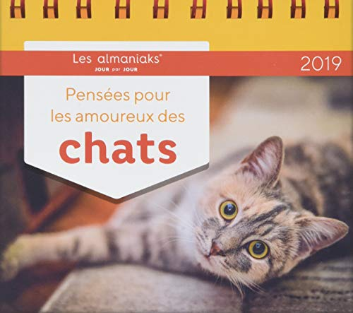 Almaniak Pensées pour les amoureux des chats 2019