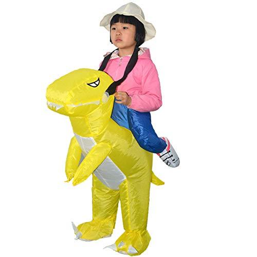 Dinosaunier Kostüm Für Kinder Cosplay Unterkörper Reitkostüm T-K3 Tiere Halloween Karneval Kostüm ()