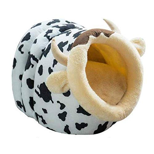 RuiHuang Soft Warm Pet Dog Bed House Perros pequeños