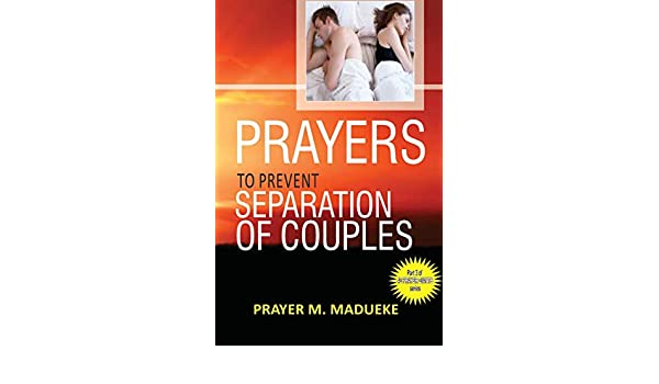 Buy Prayers to Prevent Separation of Couples: Volume 3 (40