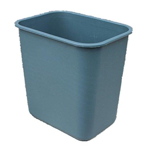 Preisvergleich Produktbild GMM® Trash 15L Dosen L Abfälle von Kunststoff Mülltonnen super-spesse Super Starke super-resistenti für die Haus der offenen Müllbeutel