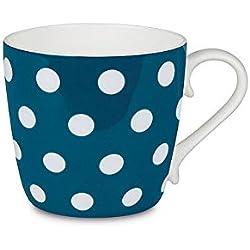 Mug Colours - Polka Dots - Turquoise