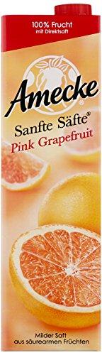 Amecke Sanfte Säfte Grapefruit - 100%, 6er Pack (6 x 1 l)