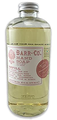 Barr Co Honeysuckle: Barr-Co Soap Shop Hand And Body Refill - Honeysuckle