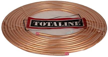 Totaline Copper Air Conditioner Pipe Size-1/4