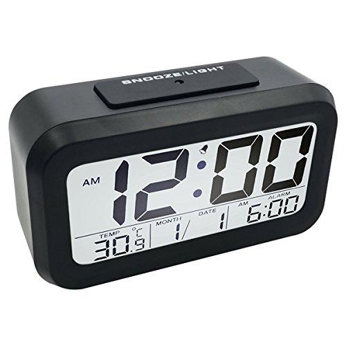 EASEHOME Reloj Despertador Digital