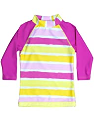 Camiseta de Baño de Manga Larga Baby Banz - Blossom - 3-4 Años