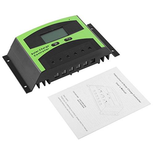 ST1-40A Professionnel LCD 40A 12 V / 24 V Autoswitch Panneau Solaire Régulateur de Batterie Régulateur de Charge Régulateur Automatique