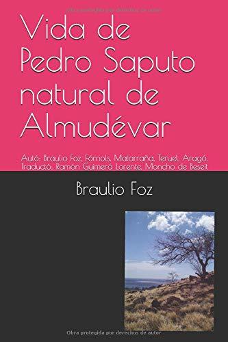 Vida de Pedro Saputo natural de Almudévar: Autó: Braulio Foz, Fórnols, Matarraña, Teruel, Aragó.
