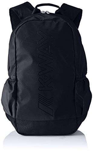 K-Way 7akk81240a201, Zaino Uomo, Nero (0A2 Black), 14x42x30 cm (W x H x L)