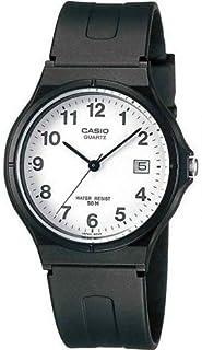 Casio Classic MW-59-7BVDF, Reloj Analógico de Cuarzo con Calendario y Correa de Resina para Hombre, Negro (B0010MJVG6) | Amazon price tracker / tracking, Amazon price history charts, Amazon price watches, Amazon price drop alerts