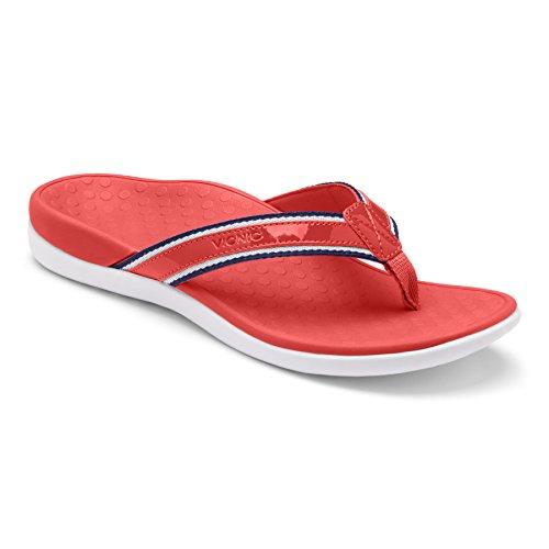VionicVionic Islander Sport - Sandalo infradito donna Coral