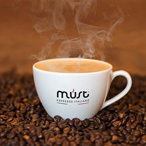 Must Espresso Orzo Biologico Pods - Organic Dolce Gusto Compatible Capsules