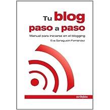Tu Blog Paso A Paso (Catálogo General)