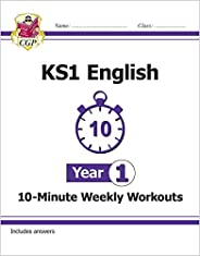 KS1 English 10-Minute Weekly Workouts - Year 1