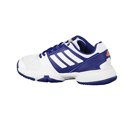 "Boys Tennisschuhe Outdoor ""Barricade Club xJ"" mystery blue s17/ftwr white/glow orange s14"