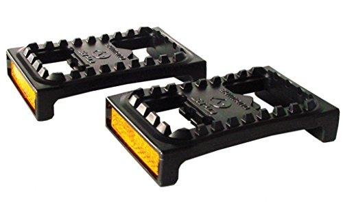 Shimano Accesorios para pedales Plataformas para pedales SM-PD 22 con reflector