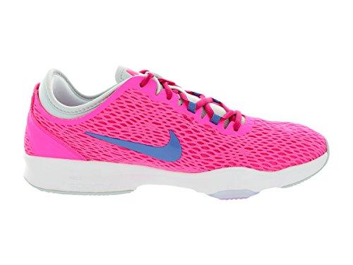Nike Total 90 Short Sleeve Printed Top Pink