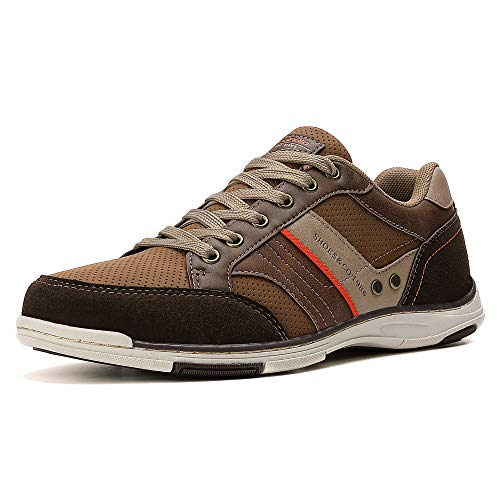 AX BOXING Mens Casual Shoes Lace...